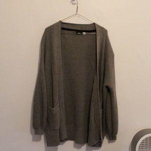 BDG Balloon Sleeve Knit Sweater